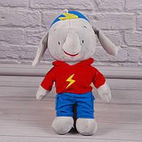 "М'яка іграшка ""Слоник"" хлопчик 21316-3"