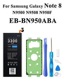 Аккумулятор Nohon EB-BN950ABA для Samsung SM-N950F Galaxy Note 8 (ёмкость 3200mAh)