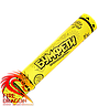 Пневмохлопушка желтое конфетти, длина хлопушки: 30 сантиметров, начинка: желтое бумажное конфетти