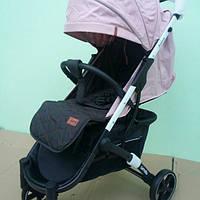 Детская коляска прогулочная лёгкая CARRELLO Astra CRL-5505 Apricot Pink