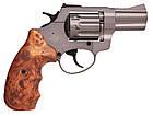 """Револьвер Stalker Titanium 2.5"""" (барабан сталь) коричневая рукоять, фото 2"""
