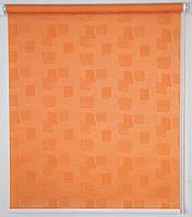 Готовые рулонные шторы Ткань Топаз Коралл 500*1500