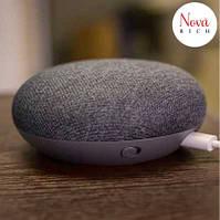 Портативная smart колонка Google Home Mini Charcoal