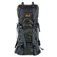 Рюкзак туристический Jack Wolfskin на 60 л , для Охоты, Рыбалки (Рюкзак туристичний Полювання, Рибалки)