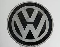 Антискользящий силиконовый коврик на торпедо с логотипом Volkswagen