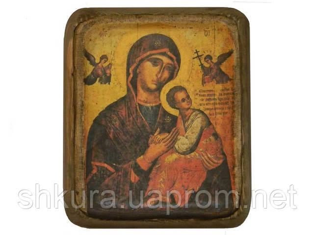 Икона Богородица Неустанной Помощи ХV в., фото 1