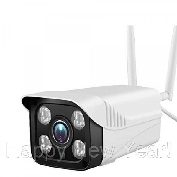 IP-камера X8200 Wi-Fi с удаленным доступом уличная White
