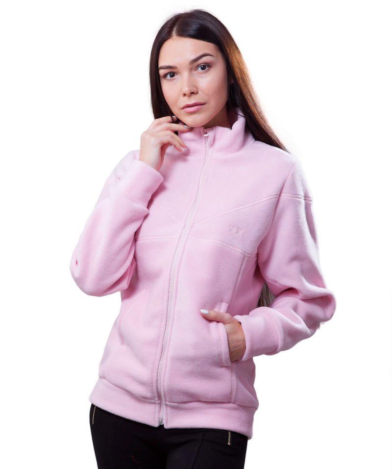 Теплая женская кофта на молнии (размеры XS-3XL в расцветках)