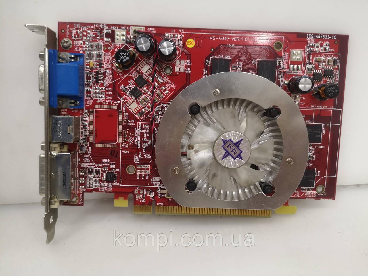 Видеокарта ASUS ATI Radeon X1300 256mb PCI-E