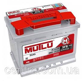 Автомобильный аккумулятор MUTLU 6СТ-50 L1.50.042.B