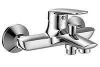 Смеситель для ванны imprese praha new хром, 35 мм 10030 new