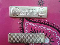 Снижены цены на магнитные крепления для бейджей!