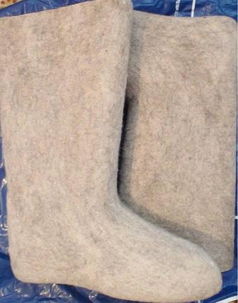 Валенки ручной валки, фото 2