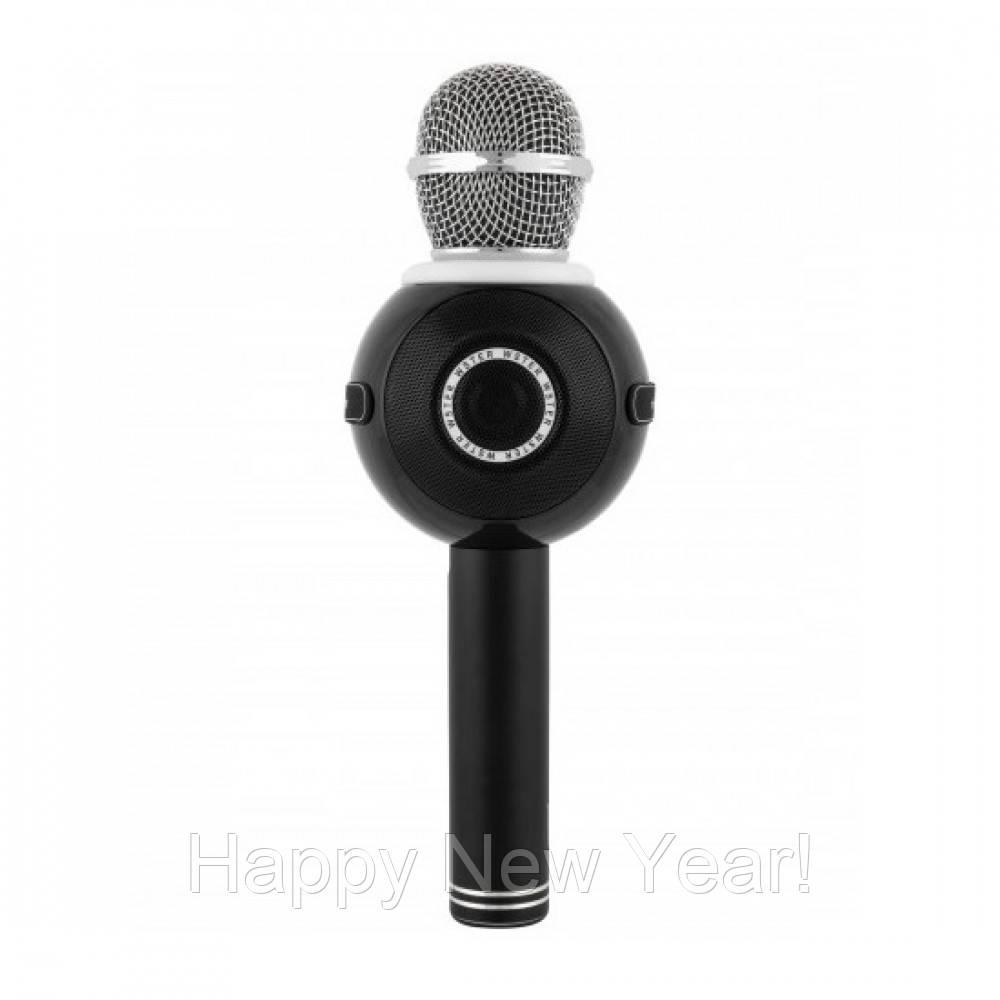 Беспроводной караоке-микрофон WSTER 878 Black