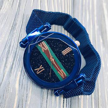 Женские наручные часы Sky Watch Синие