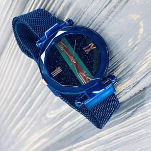 Женские наручные часы Sky Watch Синие, фото 2
