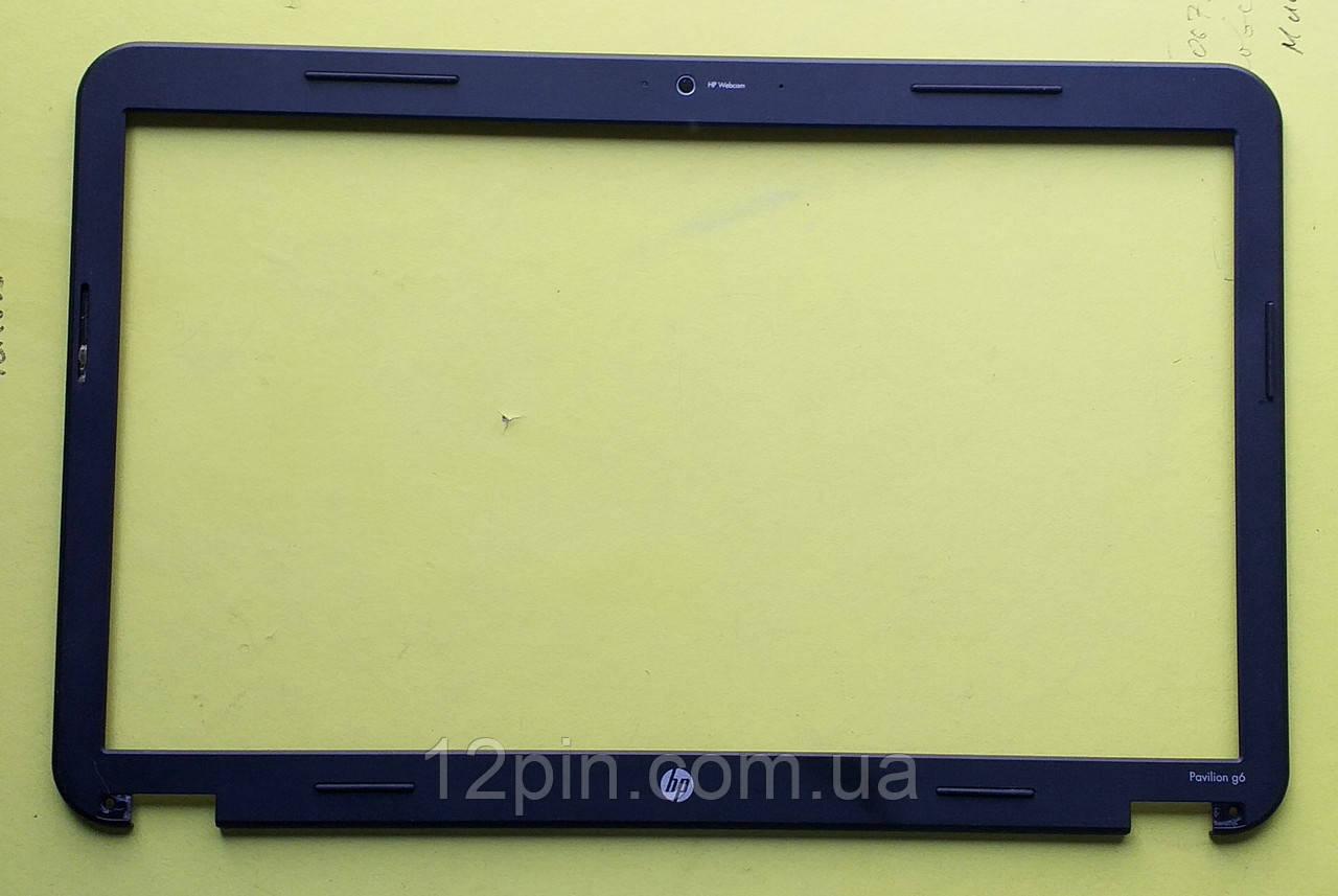 Рамка матрицы HP G6-1000 б/у оригинал