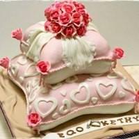 """""""Подушки"""" свадебный торт на заказ цены"""
