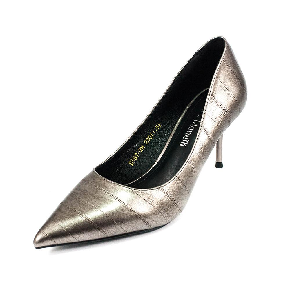 Туфли женские Fabio Monelli D597-2M бронза (36)