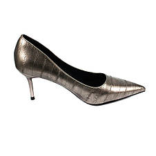 Туфли женские Fabio Monelli D597-2M бронза (36), фото 2