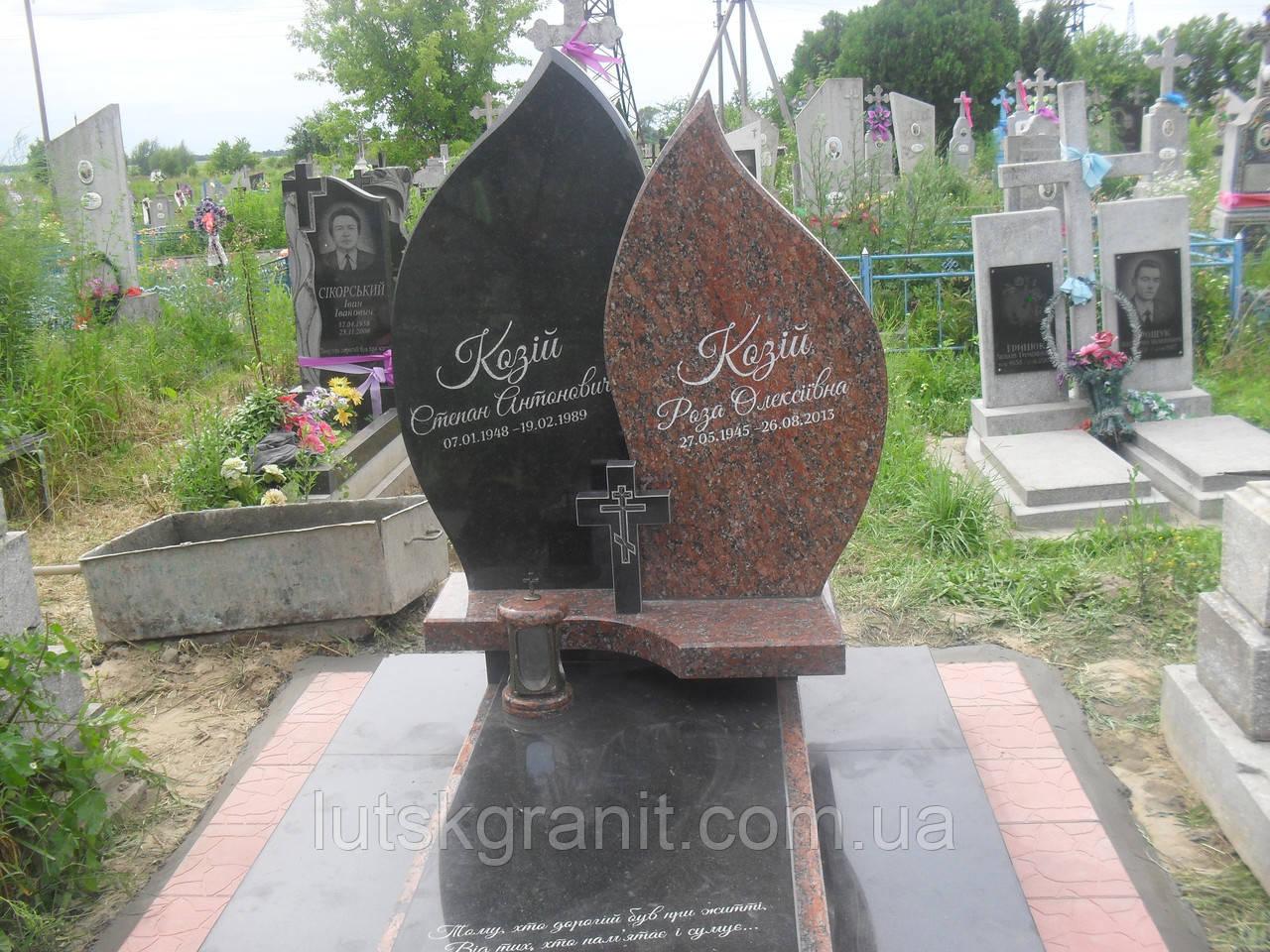 """Виготовлення пам """" ятників у Луцьку"""
