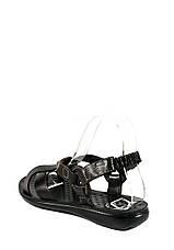 Сандалии женские TiBet 275-03-02 темно-коричневые (36), фото 2