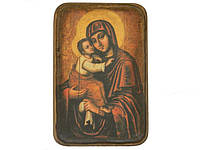Икона Богородица Умиление ХVIII в., фото 1