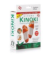 Пластырь очищающий для стоп Kinoki. Пластырь Киноки очищающий