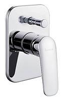Смеситель скрытого монтажа для ванны imprese praha new  VR-10030(Z)
