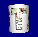 Кружка / чашка GTA, фото 2