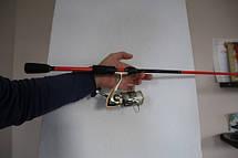 Спиннинг Team Salmo VANTAGE 2.13 м, 5-14 г рыболовные спиннинговые удилища на рыбалку штекерное, фото 3
