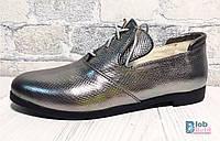 Детские школьные туфли для девочки., фото 1