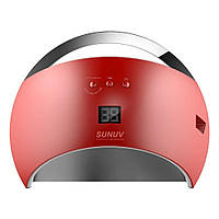 Ультрафиолетовая лампа для наращивания ногтей SUN 6S 48W Red