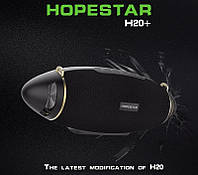 Портативная колонка Hopestar H20+, Bluetooth колонка, Хопстар Н20+, беспроводная колонка, блютуз, лучше JBL
