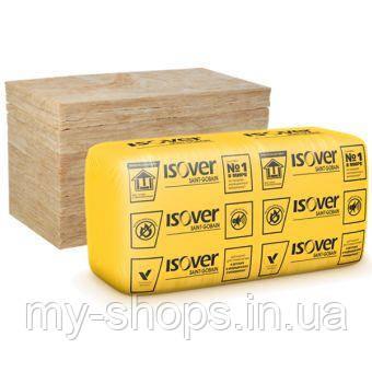 Isover ВентФасад-Низ-70/610*1170/E, (9,99 м. кв/уп, 0,699 м. куб/уп, 14листов; 20упк)