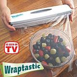 Диспенсер для пищевой пленки Wraptastic, фото 4