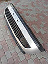 Передний бампер Opel Zafira A, Опель Зафира А., фото 4