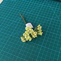 Цветы бумажные 10