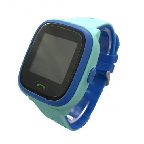 Детские Умные Смарт Часы Baby Smart Watch Q150 Голубые (Ha1)