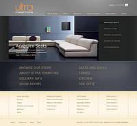 Мебельный сайт за 1 день всего за 250 гривен