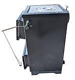 Твердотопливный котел Антрацит Плита 10 кВт, фото 3