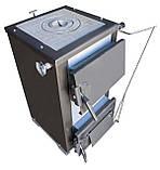 Твердотопливный котел Антрацит Плита 10 кВт, фото 2