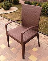 Кресло садовое из искусственного ротанга, фото 1