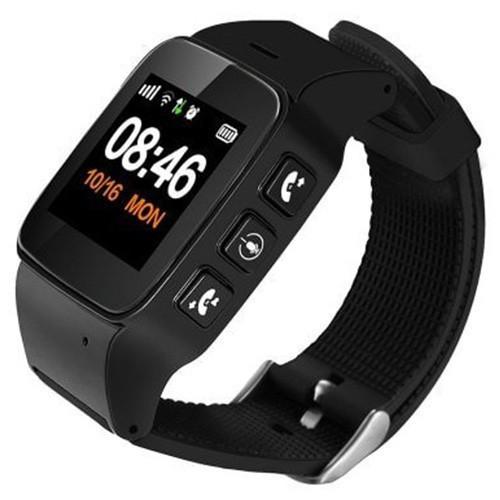 Детские Умные Смарт-Часы Телефон С Gps Smart Baby Watch D99 Plus Черные