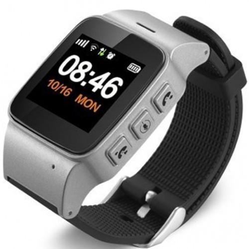 Детские Умные Смарт-Часы Телефон С Gps Smart Baby Watch D99 Plus Белые