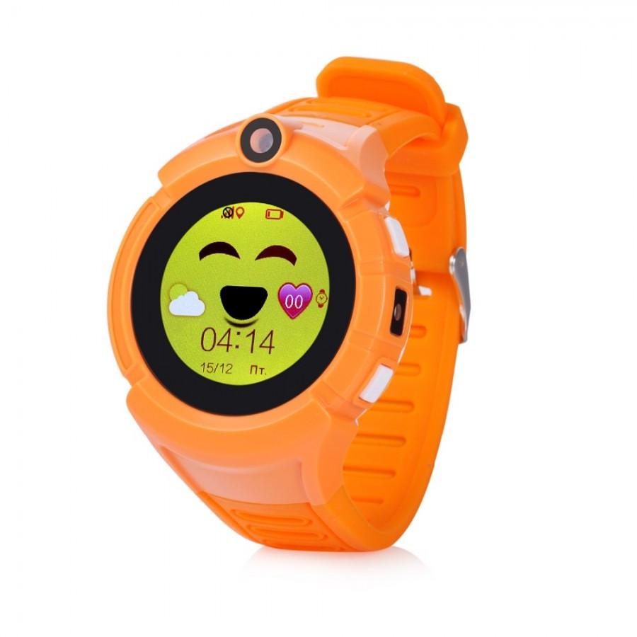 Baby Smart Watch Q360 Orange