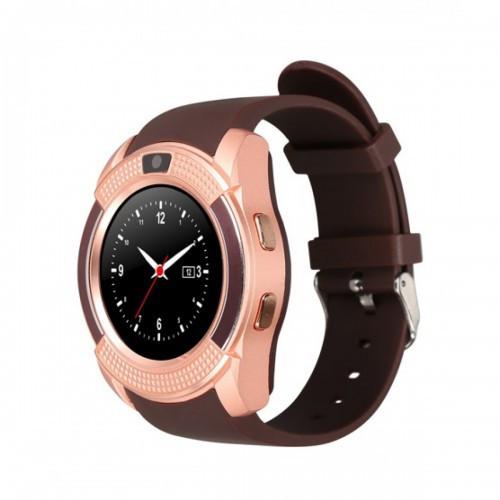Умные Смарт Часы Supero Smart Watch V8 Gold