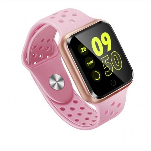 Умные Смарт Часы Supero Smart Watch S226 Fitness Tracker Розовые