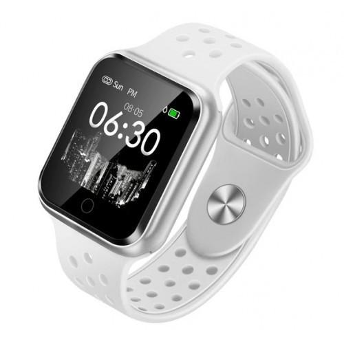 Умные Смарт Часы Supero Smart Watch S226 Fitness Tracker Белые