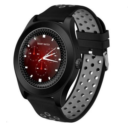 Умные Смарт Часы Supero Smart Watch Tf8 Черно-Серые
